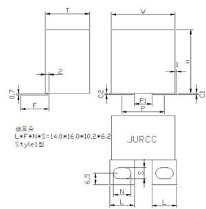 igbt吸收电容器sc系列
